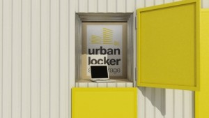 small self storage locker
