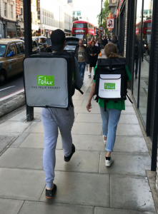 Help reduce food waste with The Felix Project Urban Locker